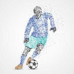 soccer, football, sport, athlete