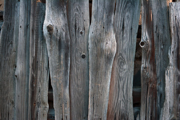 Wood texture with natural pattern. Background.  Texture of old paint.