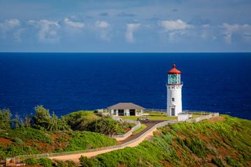 Wall Mural - Kilauea Lighthouse on Kauai's northernmost tip