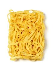 Home-made noodles.