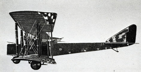 German World War I bomber Gotha G.III