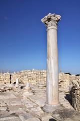 Roman monuments Kourion, Cyprus