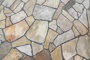 石畳のテクスチャ