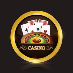 Casino icons design