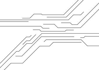 Tech circuit board background