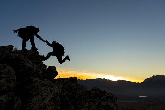 çılgın dağcıların birlik ve beraberlik ruhu
