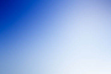 abstract blur background of blue sky,defocused blur background.