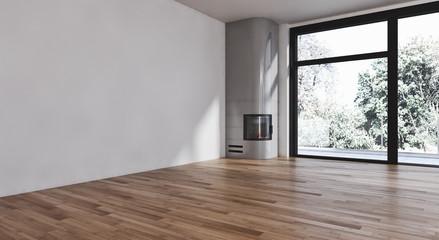 Obraz Soggiorno - fototapety do salonu