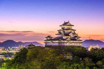 Fototapete - Himeji Castle
