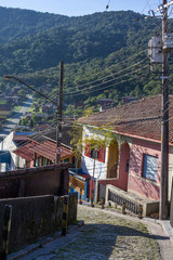 View of Paranapiacaba, district of Santo Andre - SP - Brazil