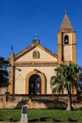 Church of Senhor Bom Jesus, built at 1889, Paranapiacaba - Brazil