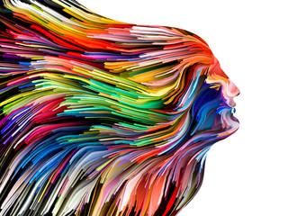 Paradigm of Mind Painting