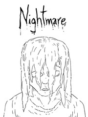 nightmare face