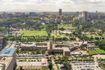 Downtowm Nairobi