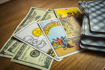 money and Tarot