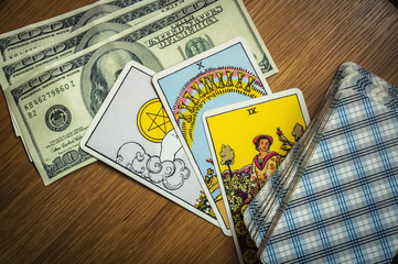 money and Tarot