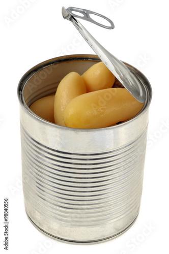 bo te de conserve de pommes de terre photo libre de droits sur la banque d 39 images. Black Bedroom Furniture Sets. Home Design Ideas