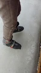 Patins sur glace