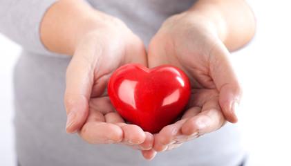 Herz verschenken