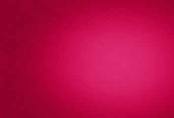 Pink wall abstract background