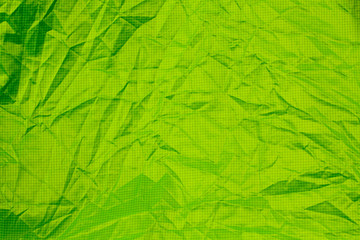 Abstract background made of plastic material.