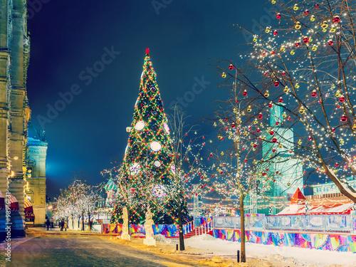 Экскурсии по москве на новогодние праздники