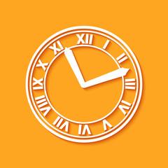 Logo horloge.