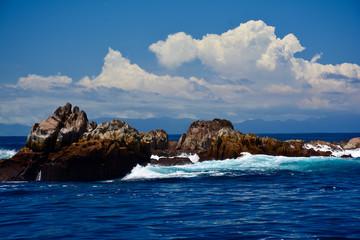 Shark Rock, Seychellen