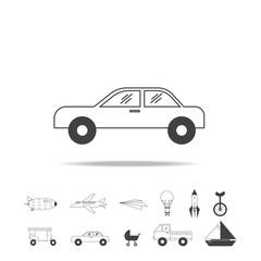 Transportation And Vehicle Icon Set