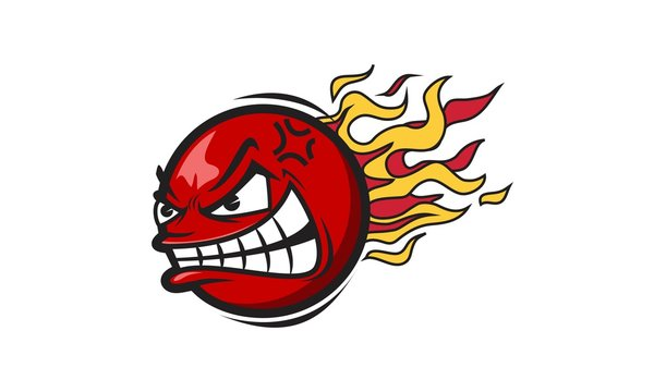 Dodgeball Mascot