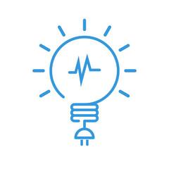 vectors symbol lamp ideas