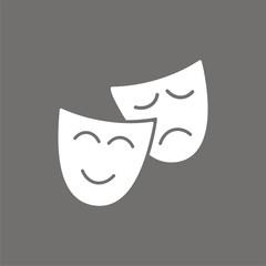 Icono Teatro Máscaras FO