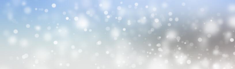 bokeh azzurro e grigio