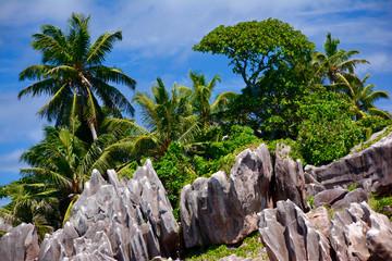 St. Pierre, Praslin, Seychellen
