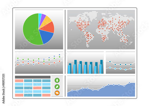 the different types of charts Among its many features, microsoft excel enables you to incorporate charts, providing a way to add visual appeal to your business reports each of excel's 12 chart types has different features that make them better suited for specific tasks.