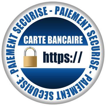 Paiement sécurisé SSL - blanc