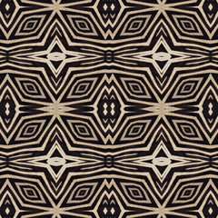 Abstract oriental seamless background of zebra stripes.