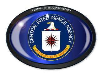 CIA Flag Oval