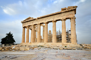 Parthenon, Acropolis in Athens