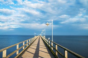 Insel Usedom Seebrücke Bansin