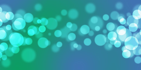 Beautiful Abstract Bokeh Background for wallpaper, background, backdrop, banner ,etc