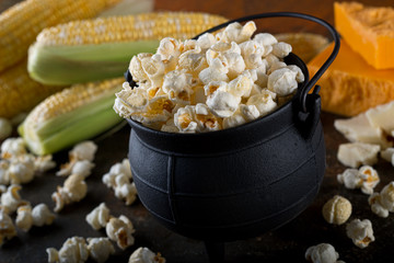 White Cheddar Kettle Corn Popcorn