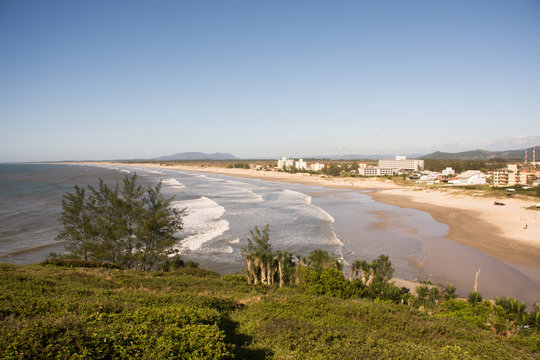 Praia de Itapirubá - Imbituba e Laguna - Santa Catarina, Brasil