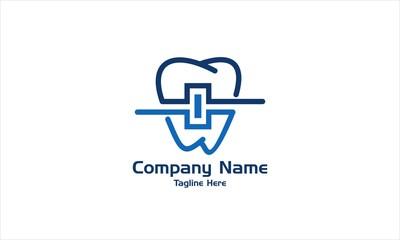 Dental, dentist Vector Logo