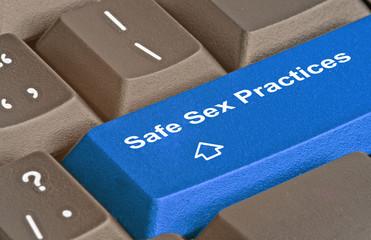 Key for safe sex practices