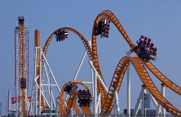 Modern Rollercoaster