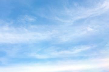 Blue sky light flare on the sun.