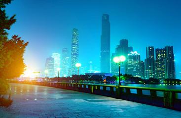 China Guangzhou Night