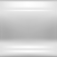 Dotted metal abstract background