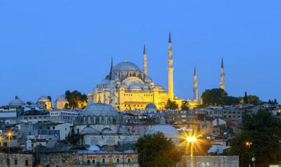 Rustem Pasha Mosquein the morning, Istanbul, Turkey.